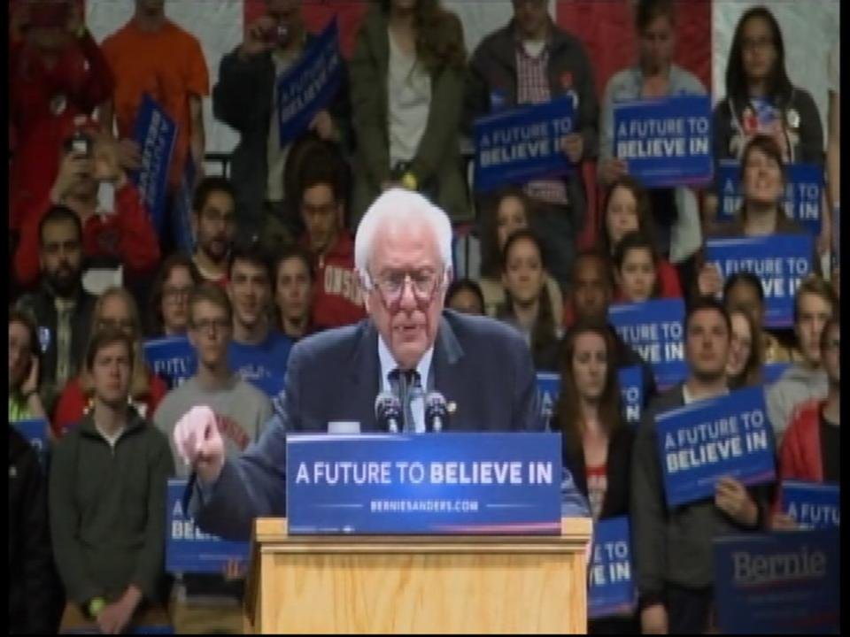 Sanders campaign manager on momentum heading into Wisconsin, New York