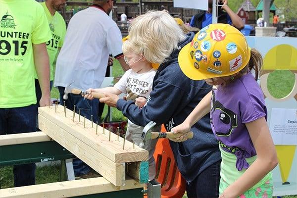 Courtesy: Kids Building Wisconsin