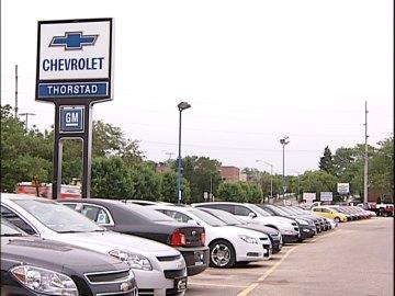 Thorstad Chevrolet in Madison