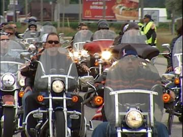 About 1,400 riders registered Saturday for the MDA Freedom Ride from Sauk City to Black Earth.