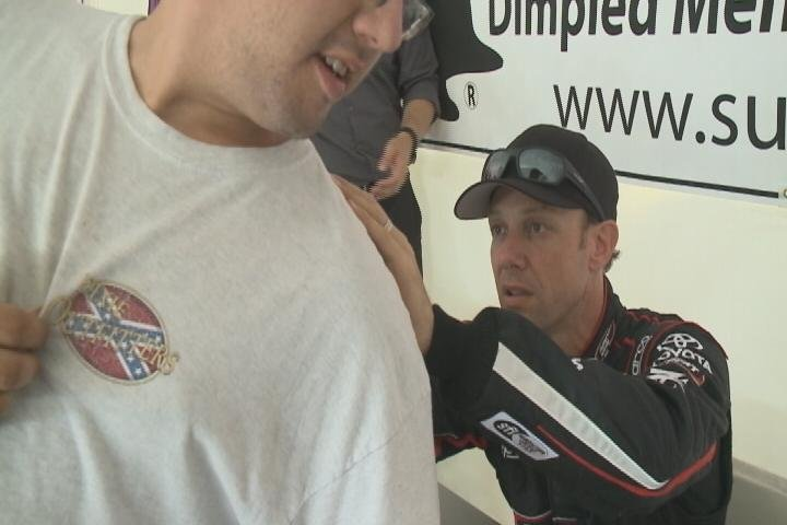 Matt Kenseth winning vehicle at New Hampshire fails NASCAR post-race inspection