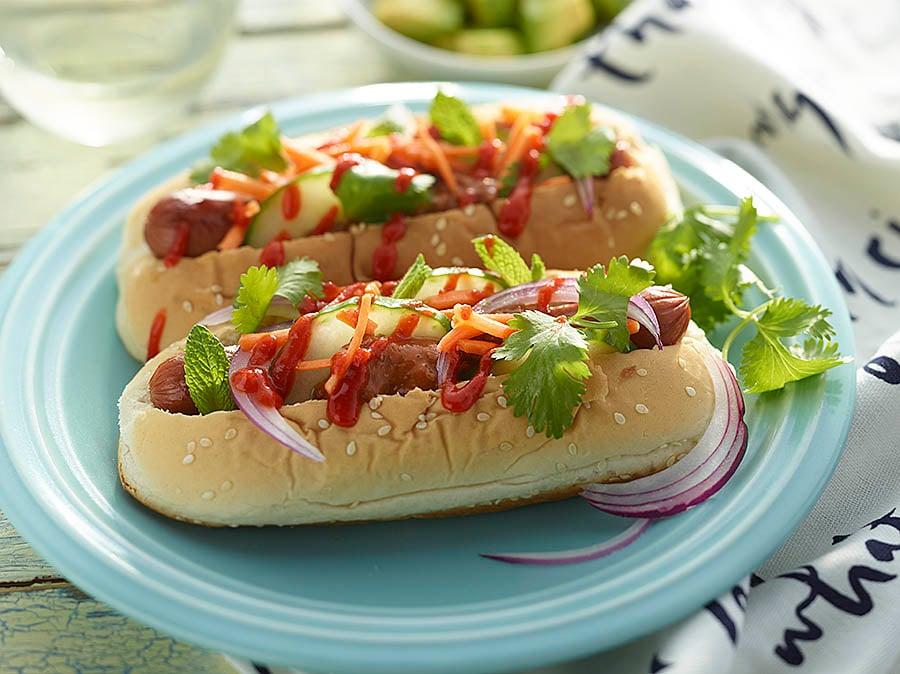 West Coast Chili Dog
