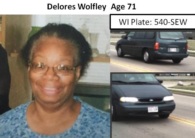 Beloit Missing Person Alert