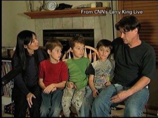 CNN's Larry King Live, Thursday night