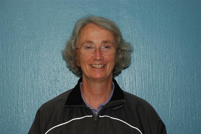 Coach Ginny Theisen
