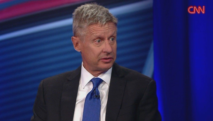 Majority of Americans Want Gary Johnson In Debates