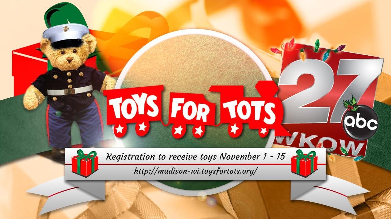 Toys For Tots Register For : Toys for tots registration starts nov ktiv news