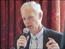 U.S. Senate candidate Ron Johnson during an appearance in Madison