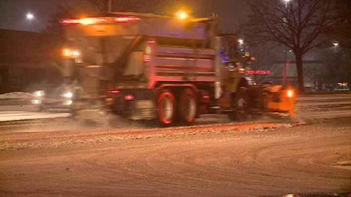 Area snow emergencies declared beginning Thursday evening