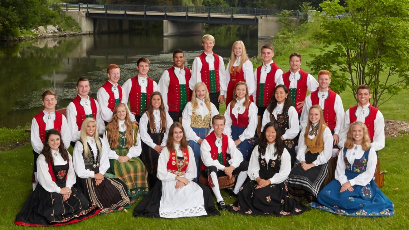 Courtesy: Stoughton Norwegian Dancers