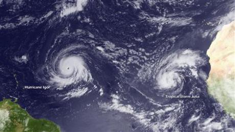 Reuters/NOAA