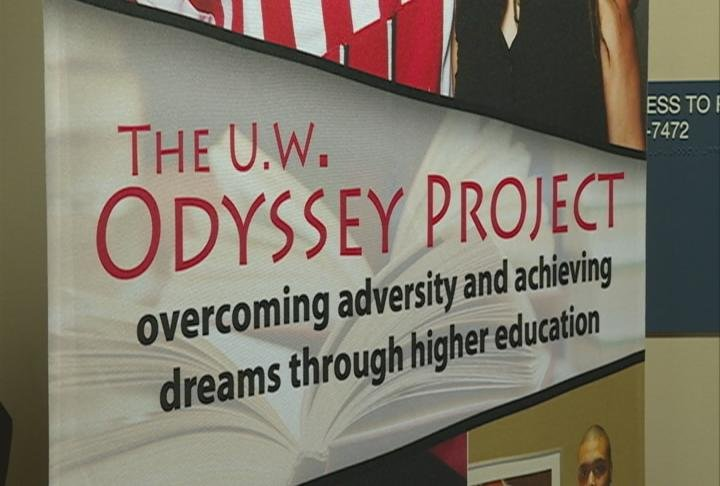 The Odyssey Project helps students who can't afford to pay for college