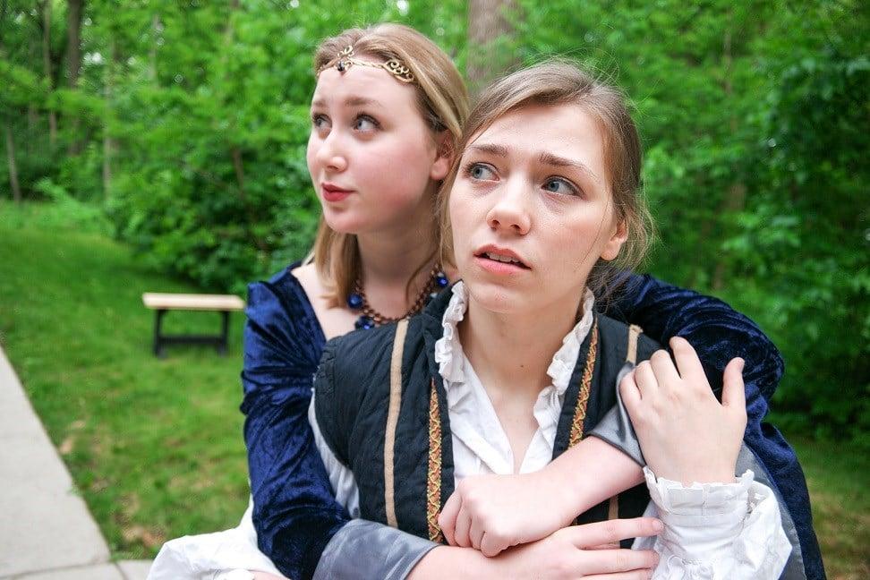 Courtesy: Madison Shakespeare Company