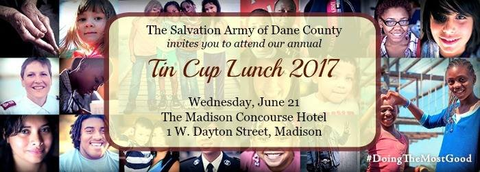 Courtesy: Salvation Army of Dane County