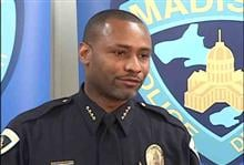 Madison Police Chief Noble Wray