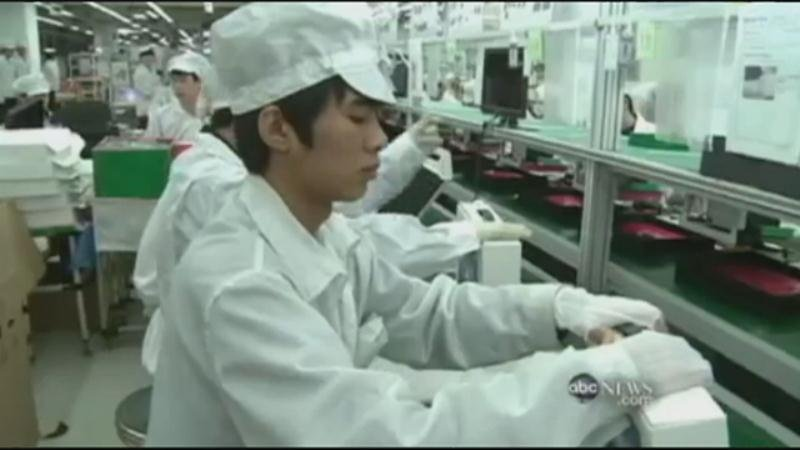Foxconn CEO confided plant deal could swell to $30B