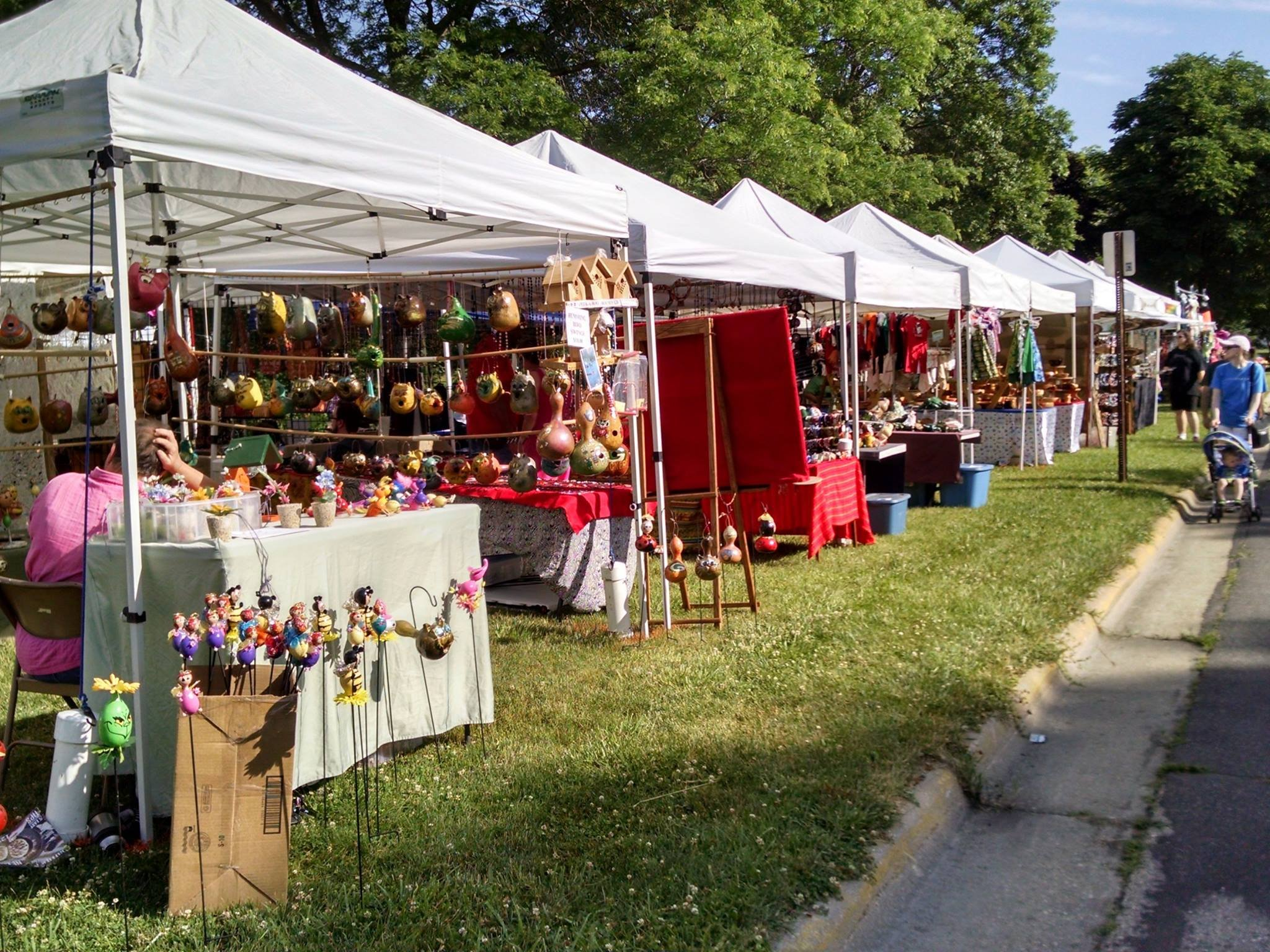 Scenes from Strawberry fest 2016