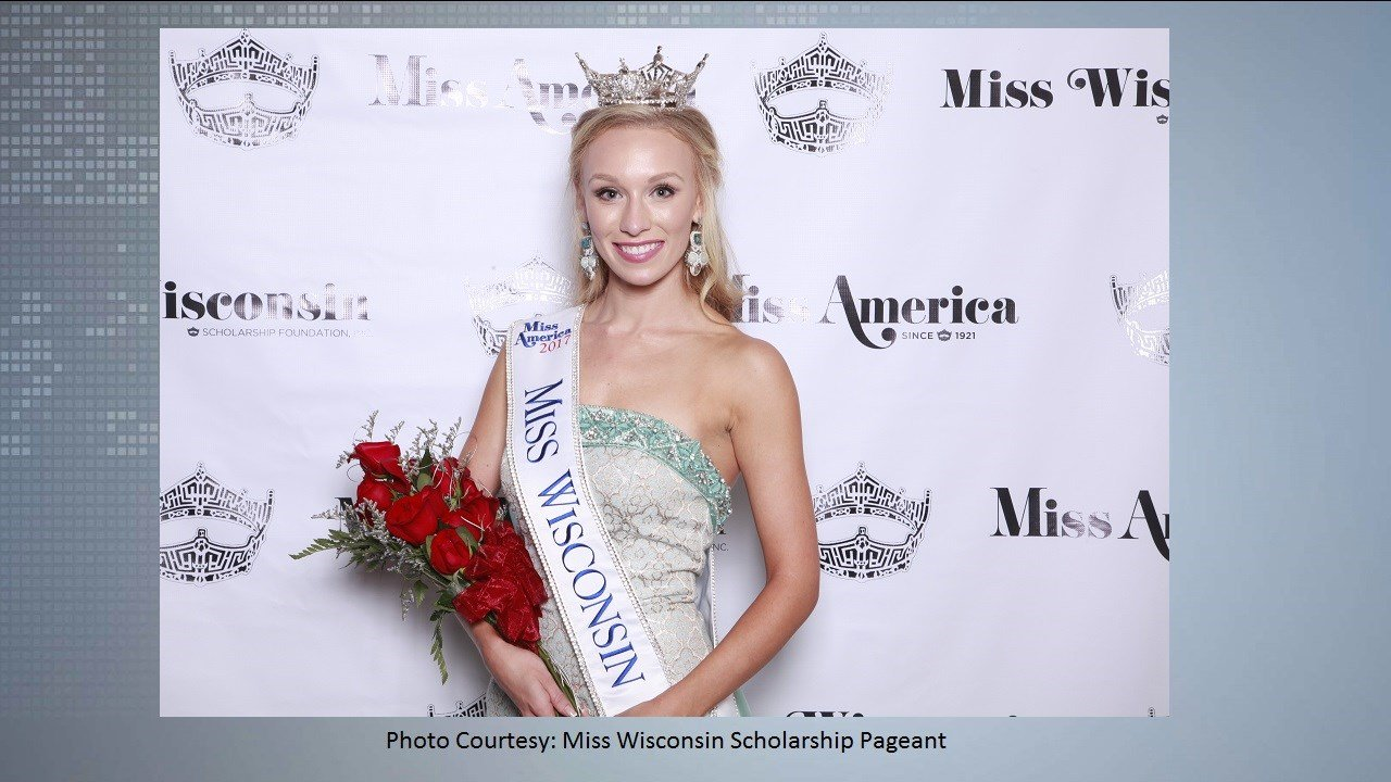 Photo Courtesy: Miss Wisconsin Scholarship Pageant