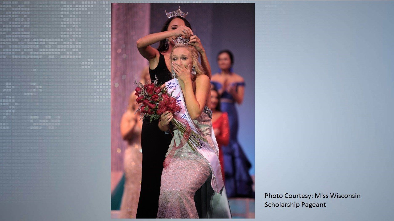 Photo Courtesy: Miss Wisconsin Scholarship Pageant