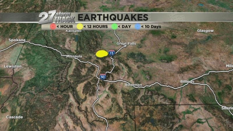 Montana 5.8-magnitude quake felt in Alberta and BC