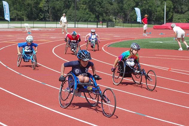 Courtesy: Adaptive Sports USA Junior Nationals 2017