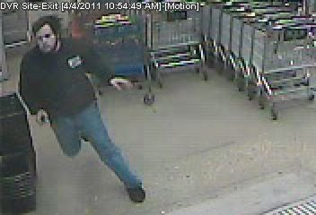Suspect in Copps auto theft