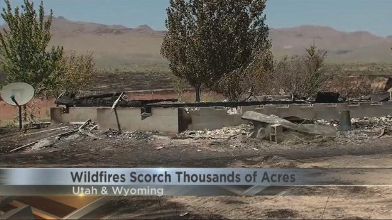 New California Wildfires Prompt Evacuation Orders
