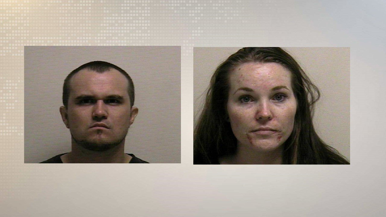 Couple fed newborn drugs while still in the hospital