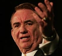 Former Wis. Governor Tommy Thompson / Getty Images