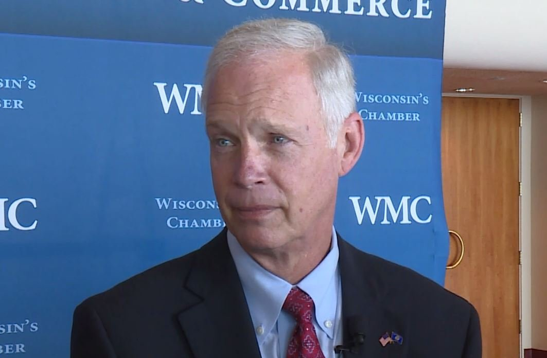 Senator Ron Johnson: Trump words Tuesday on Charlottesville 'didn't move us closer'