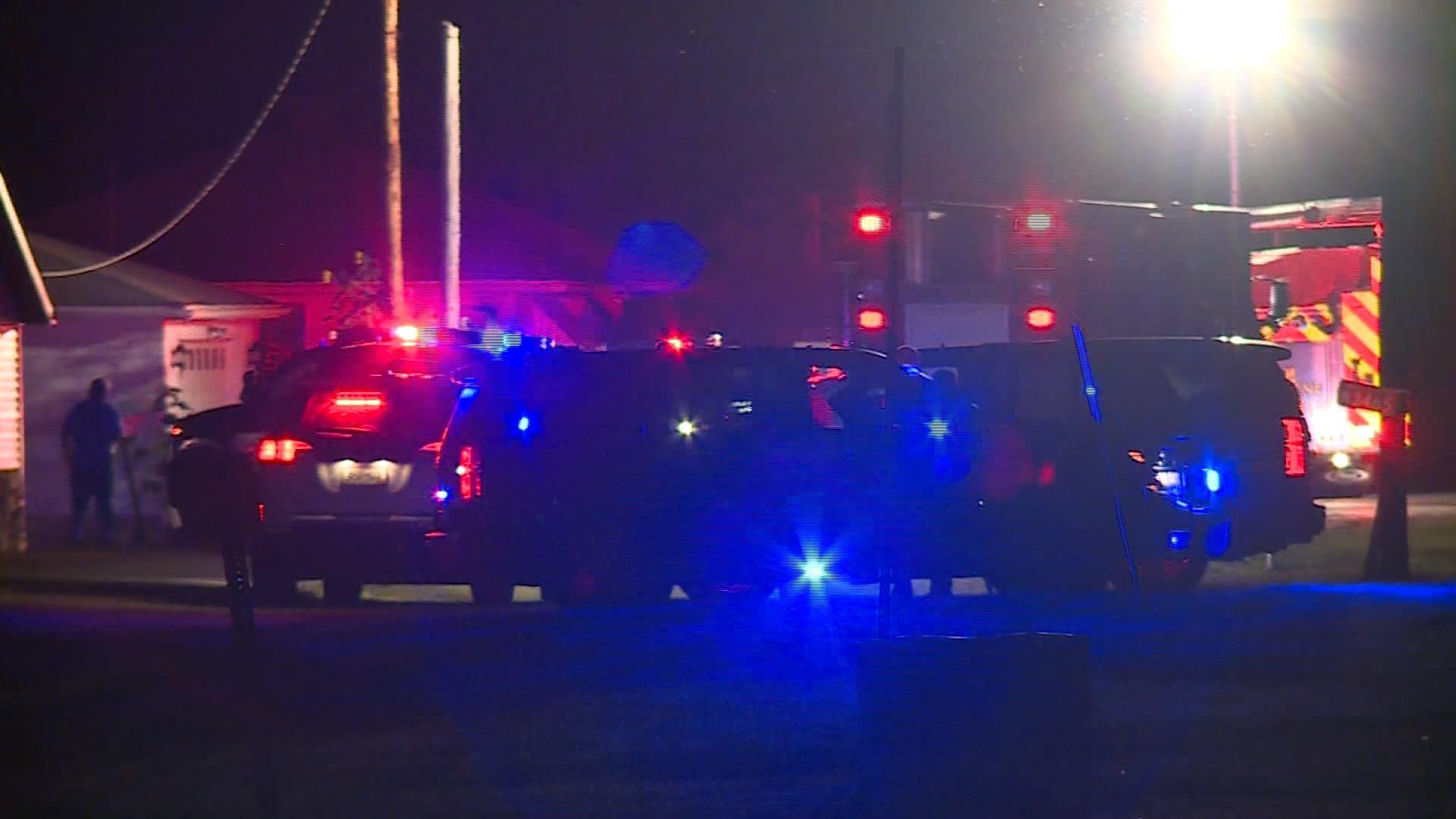 Emergency crews respond to a plane crash near Fort Atkinson.