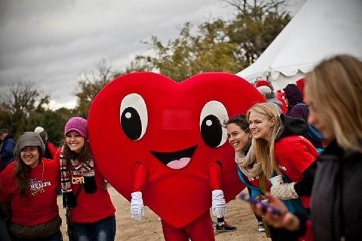 Courtesy: American Heart Association