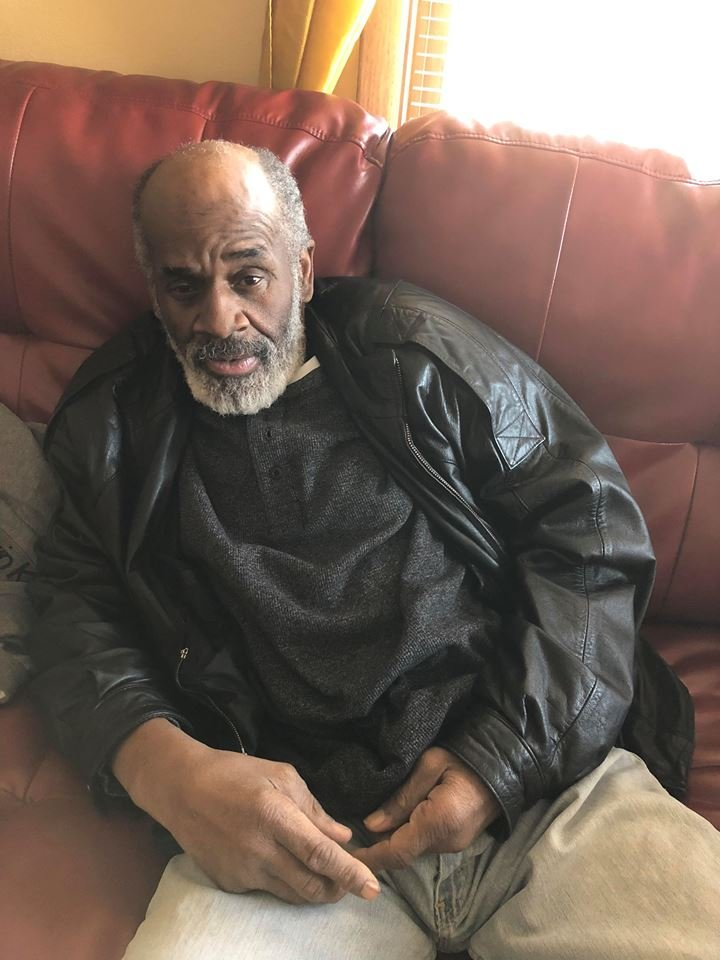 Willie Hampton/WI Silver Alert