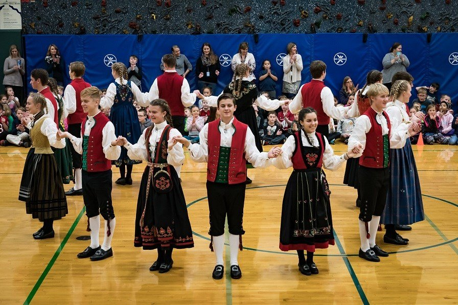 Courtesy: Stoughton Norwegian Dancers