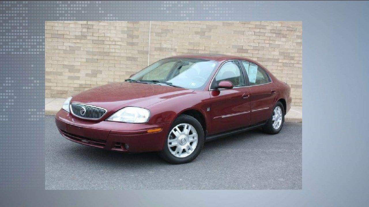 Similar to Parker's car