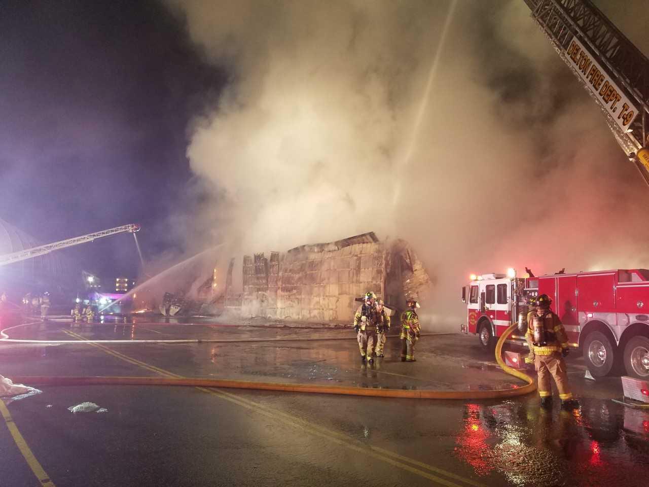 Courtesy: Delton Fire Department
