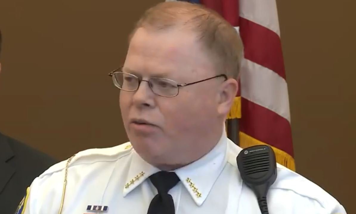 Beaver Dam Police Chief John Kreuziger