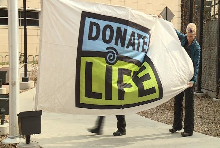Local Hospital Participates In National Donate Life Month