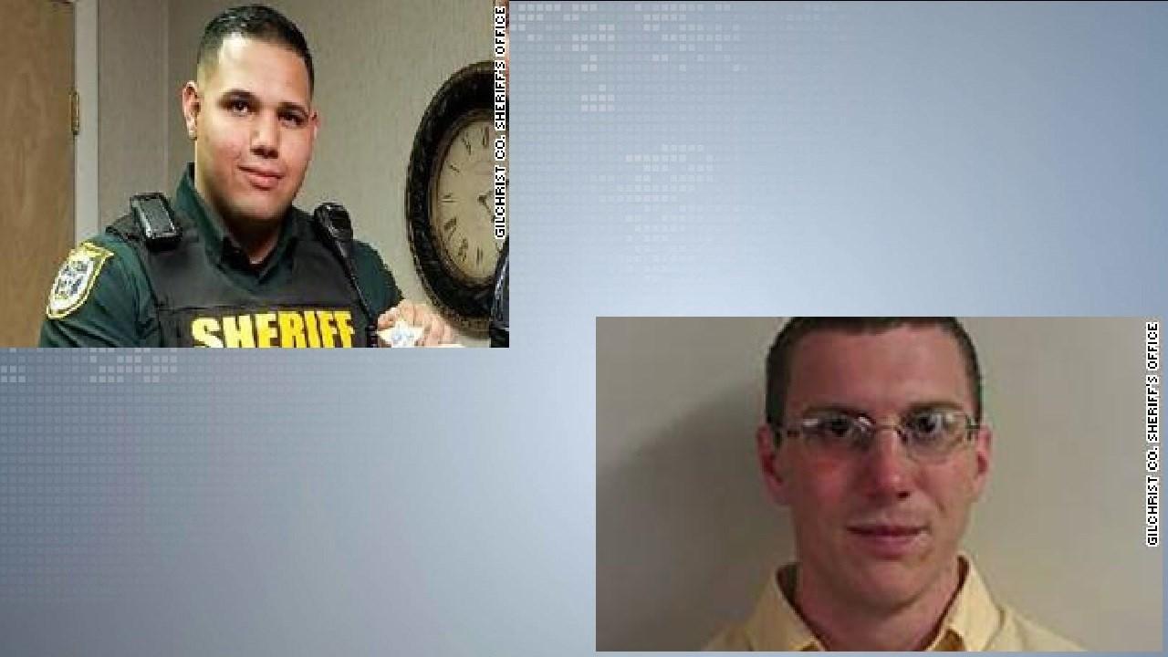 Sgt. Noel Ramirez & Deputy Taylor Lindsey