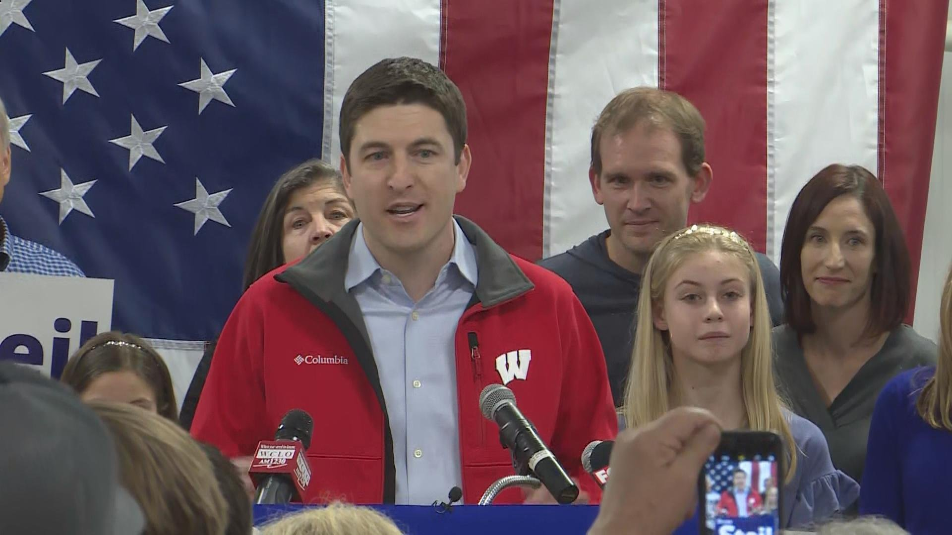 Janesville attorney announces candidacy for Wisconsin's First Congressional District
