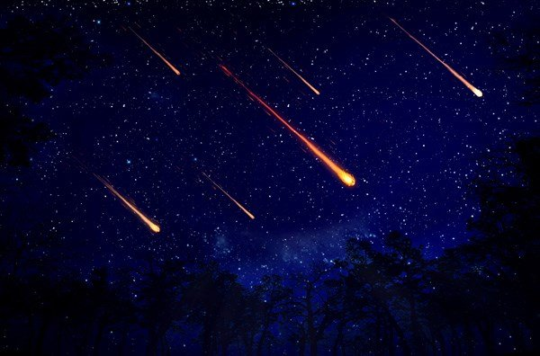 How To Watch The Lyrid Meteor Shower In Australia