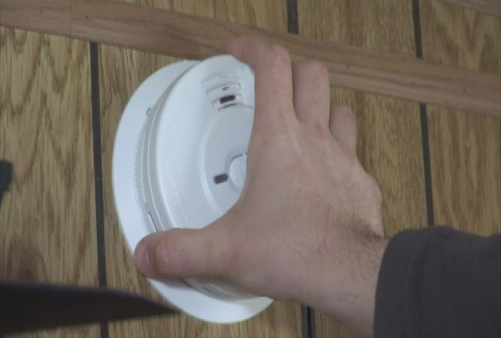 Red Cross preparing to install free smoke detectors Saturday