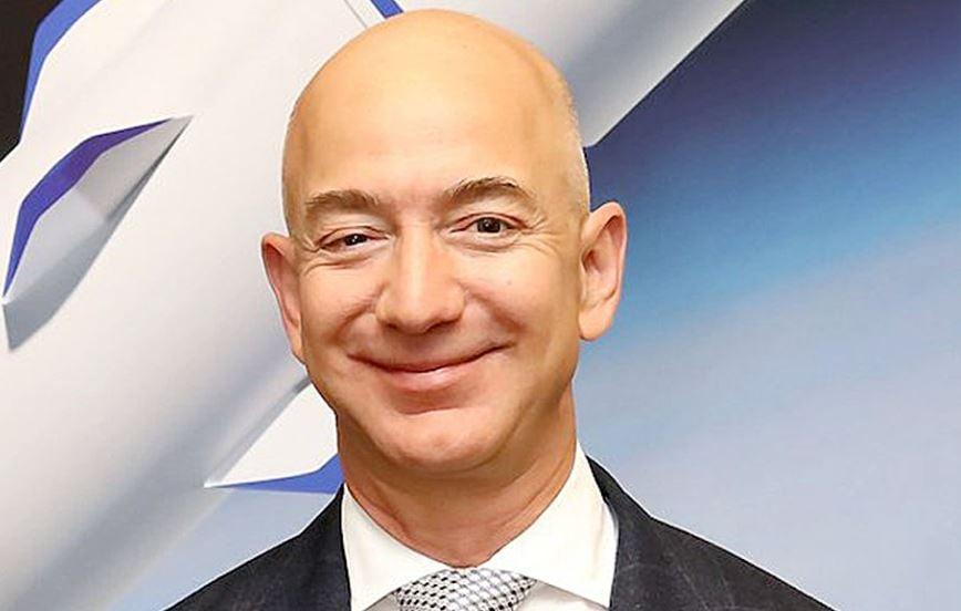 Jeff Bezos/MGN photos
