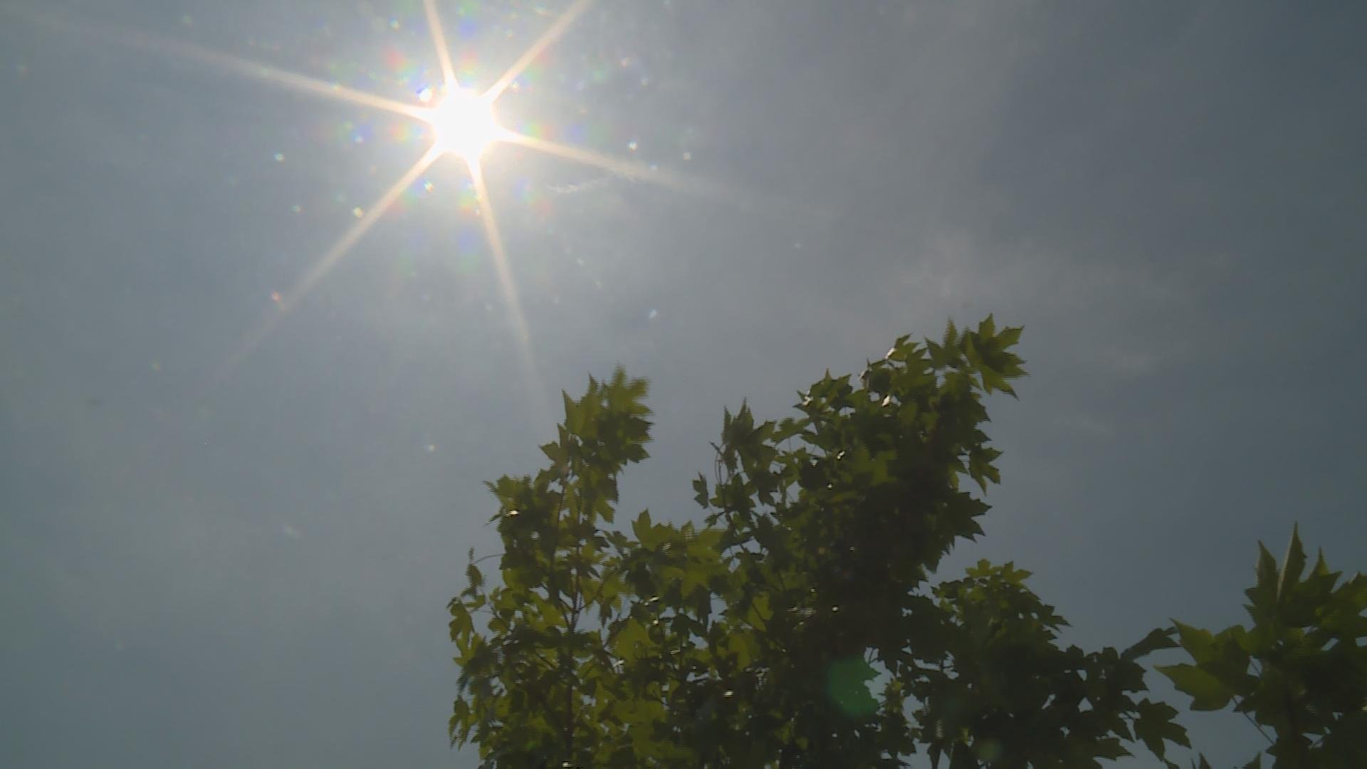 Extreme heat expected in Dane County and southern Wisconsin this weekend.