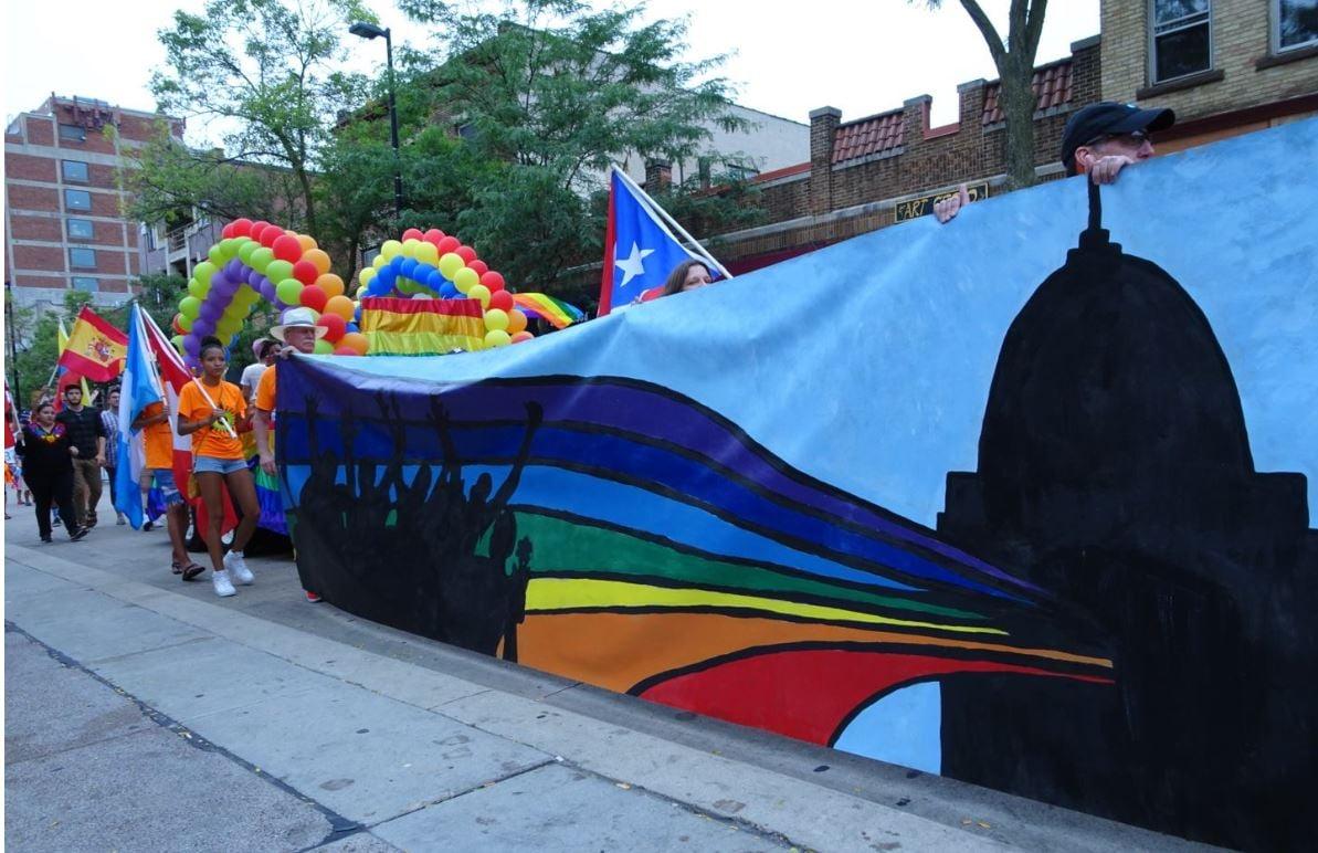 OutReach LGBT Community Center photo via Facebook