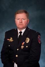 Lt. Brian Murphy; Photo credit: City of Oak Creek