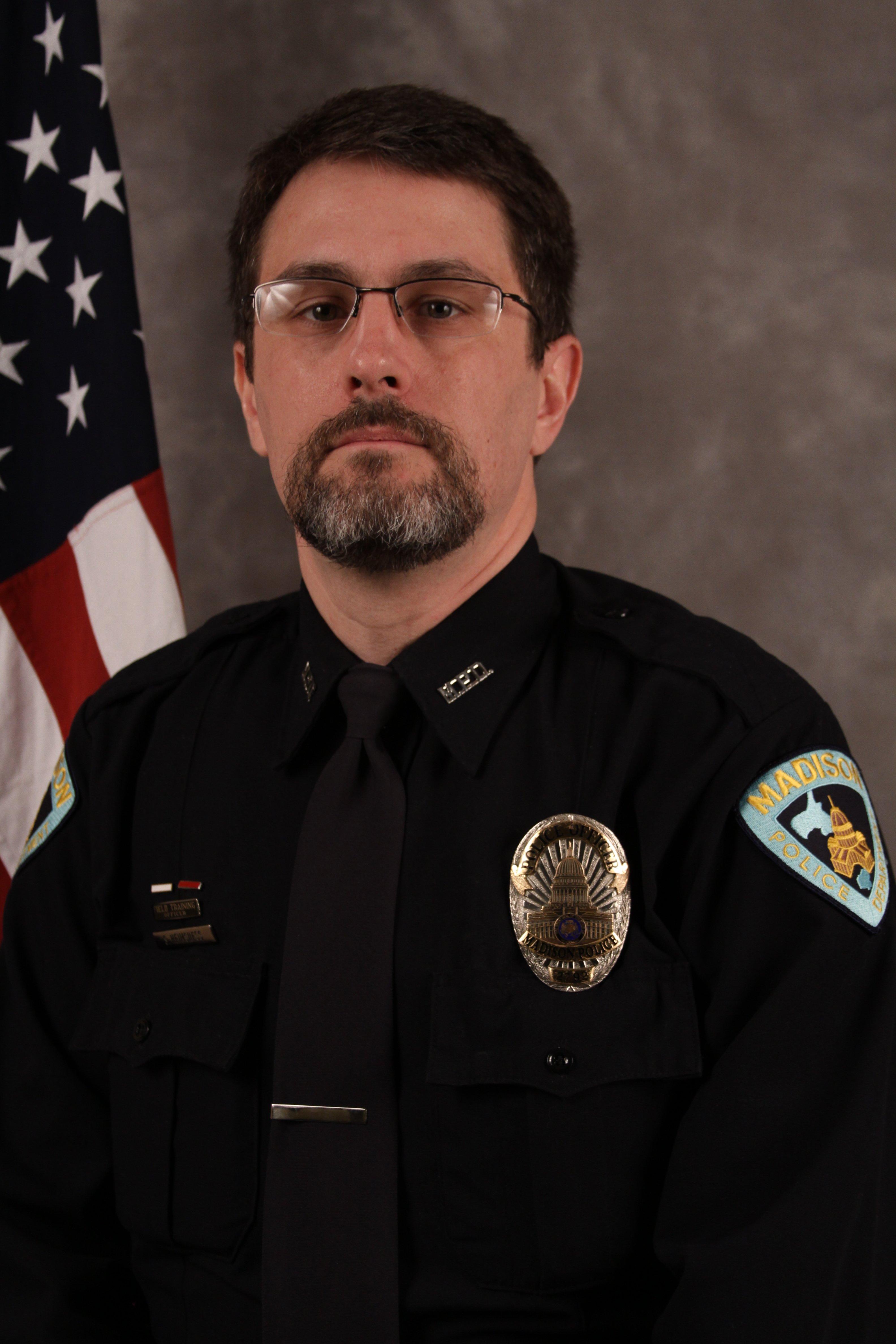 Officer Stephen Heimsness