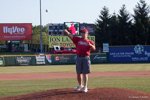 Courtesy: Madison Senior Softball League