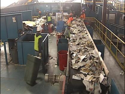 WKOW Exclusive: Pellitteri Waste Systems