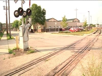 Local volunteers take time to teach railroad safety